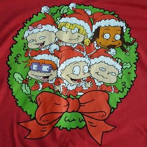 Rugrats Christmas.Nwt Rugrats Christmas Tshirt And Socks Nwt